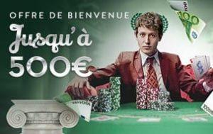 Cresus casino vous accueil avec un bonus de 500€ sans conditions de mise