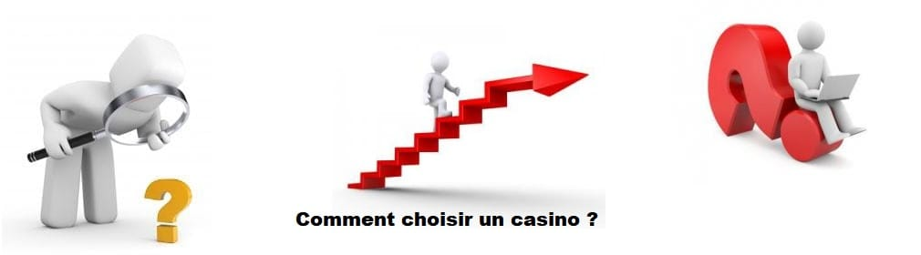 Comment choisir un casino en ligne ?