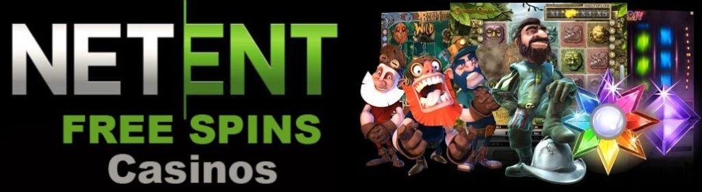 Obtenez de nombreux free spins pour les jeux netent