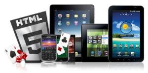 des jeux compatible sur mobile, tablette et PC