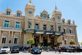 Monaco et son casino