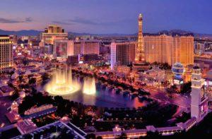 Las Vegas la ville du jeu par excellence !
